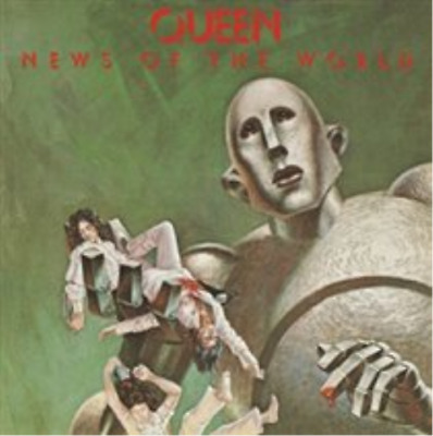Queen-News of the World (US IMPORT) CD NEW