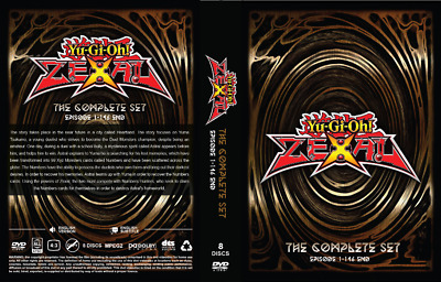 NARUTO PART 4 Episode 77-100 3 Disc DVD Set Japanese With