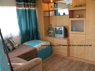 Caravan Spain FORTUNA MURCIA Long term rent before you Buy,on a very large plot
