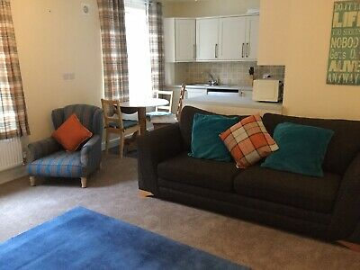 4 Night Stay In Modern Scarborough Apartment,Easter Hols Sun 14th-Thur18th April