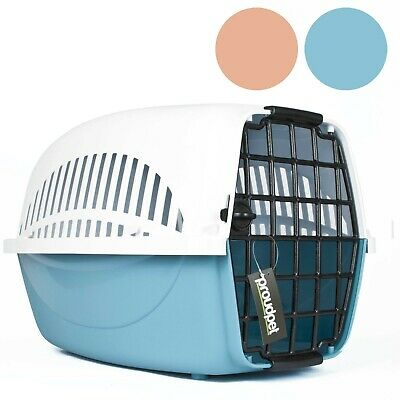 Hard PET CARRIER Dog Cat Animal Travel Crate Portable Kennel Cage Air Box