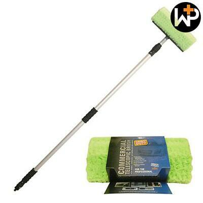 WORKSHOPPLUS Heavyduty Van/Truck Telescopic Wash Brush 3M