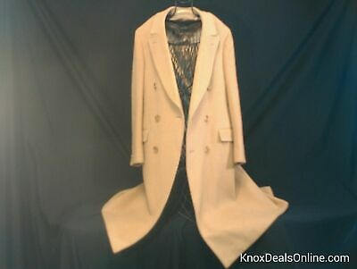 Saks Fifth Avenue Camel Hair long Coat (Make offer! Save NOW!) Retail $ 895.00