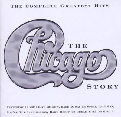 Chicago Story, The - Complete Greatest Hits CD NUOVO