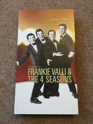 Frankie Valli & The Four Seasons - Jersey Beat - CD X 3 [+ DVD] - BOX SET (2007)
