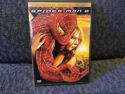 SPIDER-MAN 2 - DVD - Spiderman 2 Widescreen Special 2 Disc Edition