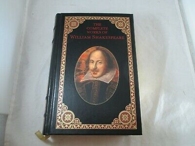 Complete Works of William Shakespeare (1994 Leather) / Shakespeare