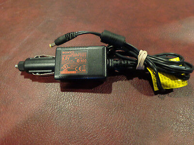 Sony Model DCC-FX110  Power Supply Car Charger Battery Adaptor N50 - 9.5V