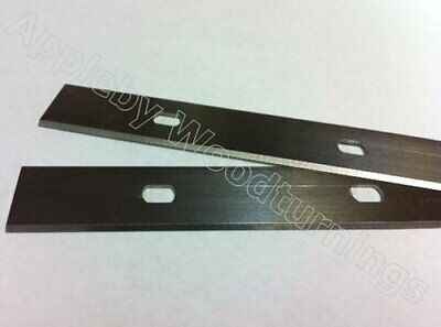 510 x 18.6 x 1mm HSS Double Edged Disposable Planer Blades 1 pair