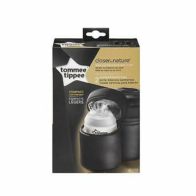 Tommee Tippee Insulated Bottle Bag and Bottle Cooler - Keeps Cold or Warm Bottle