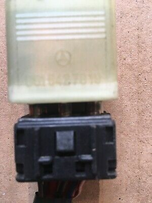 MERCEDES AUXILIARY FAN Ice Cube Relay 0025420119 W124 W202 R129 124