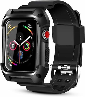 For Men Women Apple Watch Series 3 2 1 Band Rugged Protective Case Sport 42Mm Us
