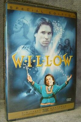 READ•Willow (DVD, 2003, Special Ed) New•Sealed•Only Real New USA Release on eBay