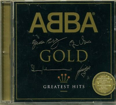 ABBA Gold Greatest Hits Signature Edition CD  19 Tracks