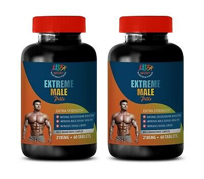 male testosterone booster - EXTREME MALE PILLS 2B - ginseng extract