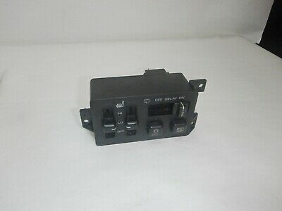 1995 jeep grand cherokee zj rear wiper defroster overdrive switch