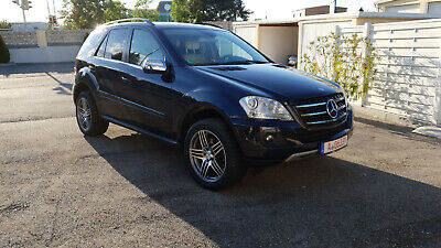 Mercedes ML 350 CDI 4 Matic, AMG Style