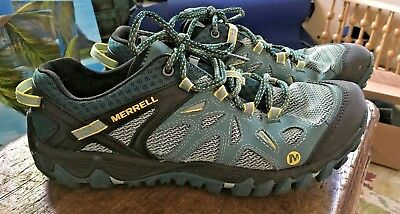 0eb293a76a Merrell All Out Blaze Aero Sport Vibram Women Outdoor Hiking j37660 sz 9.5  *10