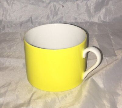 Fitz Floyd Papillion Yellow Flat Cup only