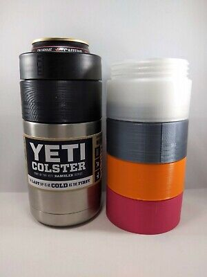 Yeti Colster 12oz to 16oz Rambler Can Adapter 1 Pint Koozie Cozy Fits RTIC OZARK