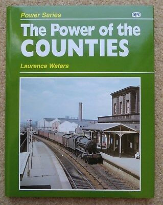 The Power of the COUNTIES by Laurence Waters - GWR - Great Western Railway