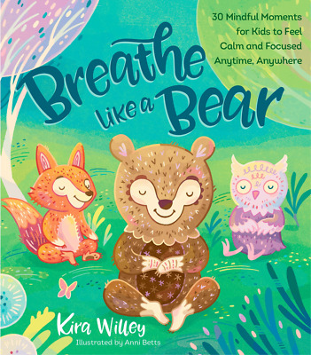 Breathe Like a Bear PAPERBACK NEW BOOK