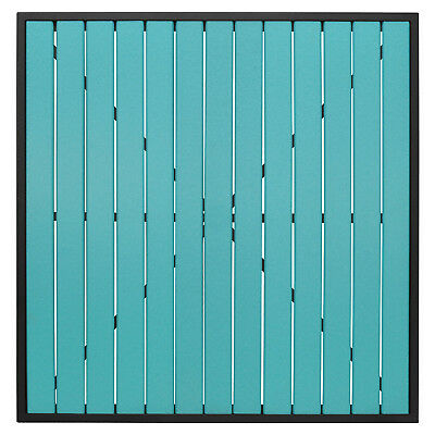 """New Caribbean Collection 24"""" x 30"""" Outdoor Table Top"""