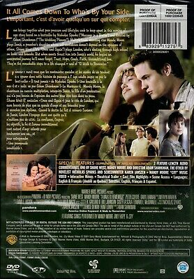 NEW DVD - A WALK TO REMEMBER - Mandy Moore, Shane West, Peter Coyote, Daryl Hann