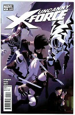 Uncanny X-Force (2010) #4 VF/NM 9.0 First Appearance of Kid Apocalypse