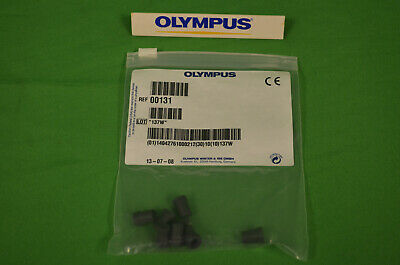 Olympus 00131 Seals / Rubber Tips - Bag of 8 - NEW