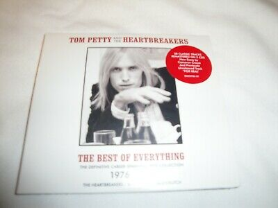 """Tom Petty And The Heartbreakers The Best Of Everything 1976-2016 """"brand New"""""""