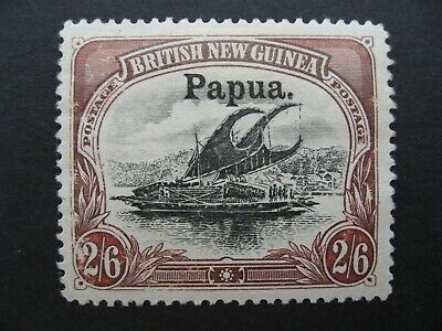 Papua Lakatoi, SG20 MNG CV $300.00, as per photos