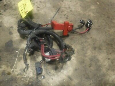 Fabulous Jeep Liberty Kj 03 04 Battery Wiring Harness Factory Oem 39 99 Wiring Cloud Pimpapsuggs Outletorg