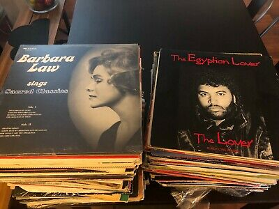 """Vinyl Collection x170 12"""" Vintage Records (Worth over $2k) (FREE SHIPPING)"""