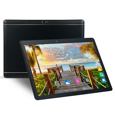"""10.1"""" 8GB+256GB Tablet Android 8.1 WiFi Bluetooth PC Camera 10.1 inch Computer"""