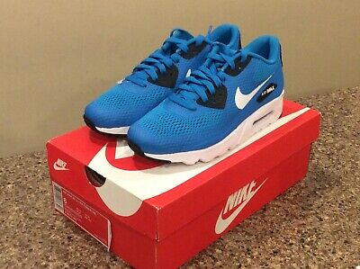 NIKE AIR MAX 90 Ultra Essential Men's Size 6 Black, Blue