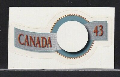 Canada No 1507,  Greetings Booklet Stamp,  Mint Nh