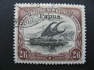 Papua Lakatoi, SG37 Used CV$135.00, as per photos