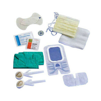 NEW MEDLINE 7BY6zh1 1 EA OutPatient Driveline Management Kit with Swabs DM695