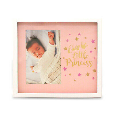 Our Little Princess Shadow Box by Landmark Adorable Baby Gift NEW Authentic