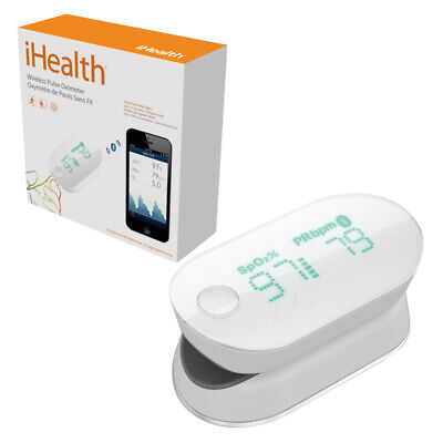 NEW iHEALTH LAB, INC 7CHYzj1 1 EA PO3M Pulse Oximeter
