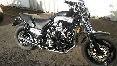 Yamaha Vmax Full Power Vboost Model. Free Delivery.