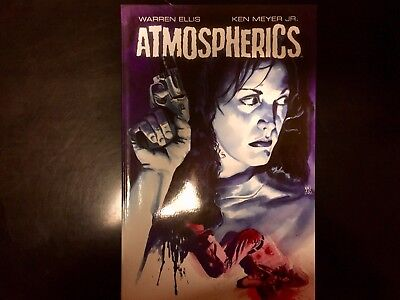 Atmospherics - Ed Panini Comics