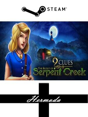 9 Clues: The Secret of Serpent Creek Steam Key - for PC, Mac or Linux