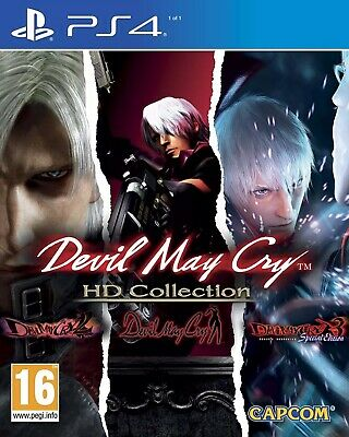 Per owner PS4 Devil May Cry HD Collection AU STOCK