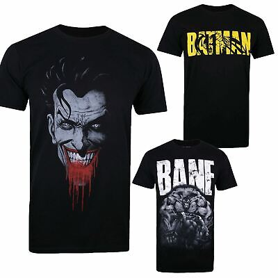 DC Comics - Batman Joker Bane - Mens - T-shirt - Sizes S-XXL - Official