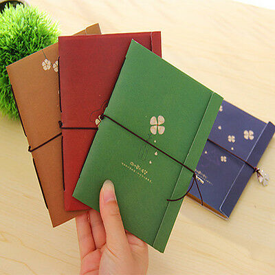 1X Durable Mini Cute  Notepad Nice Paper Diary Notebook Exercise Book