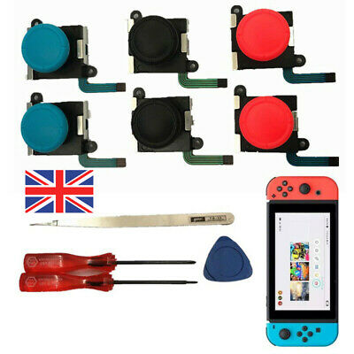 New Replacement Thumb Joystick Analog Sensor Parts For Nintendo Switch Joy-Con