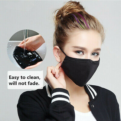 Outdoor Warm Cotton Mouth Mask Anti-dust Flu Face Mask Unisex Mask Respirator