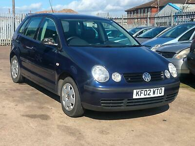 Volkswagen Polo 1.4 ( 75bhp ) 2003MY SE LOW MILEAGE EXCELLENT RUNNER